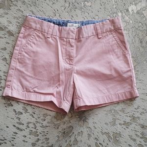 Vineyard Vines Classic Dayboat Shorts Pink Sz14